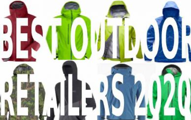 best outdoor retailers 2020