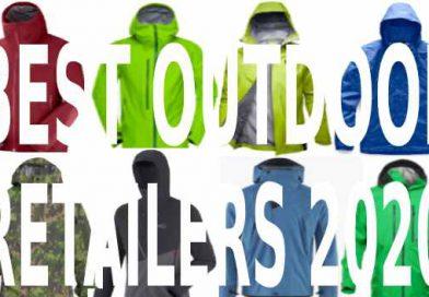 best outdoor retailers 2020