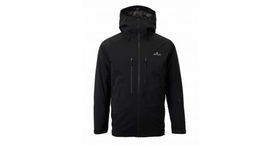 Jöttnar | Ragnarok Jacket for Skiing - black