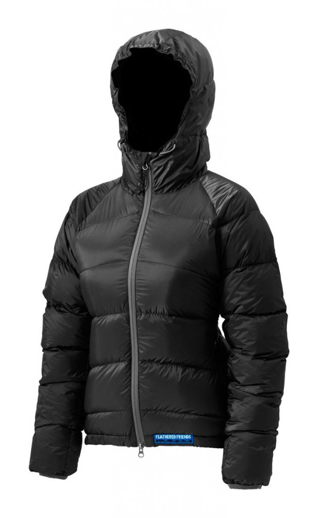 Feathered Friends | Ellia women's  down jacket - black color
