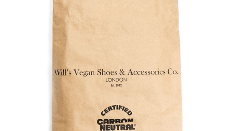 paper shipping bag