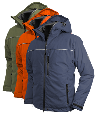 PHDesign - Troms Ventile 900 fill down jacket