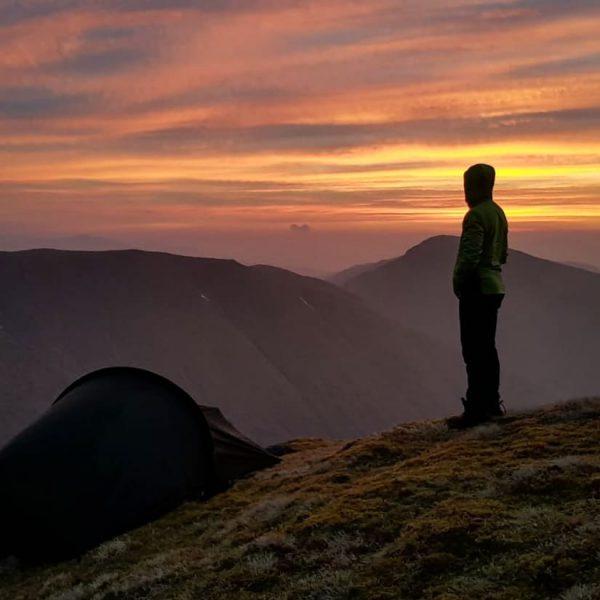 James Forrest / sunset