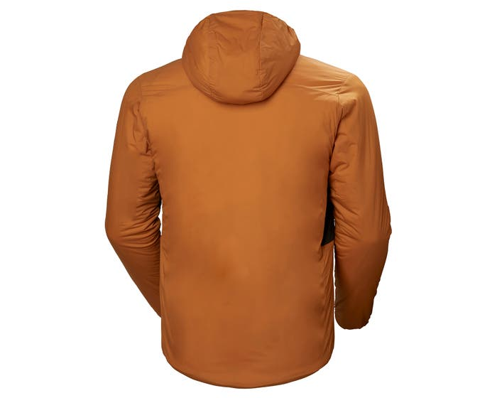 helly hansen - ODIN STRETCH HOODED INSULATOR - back - orange