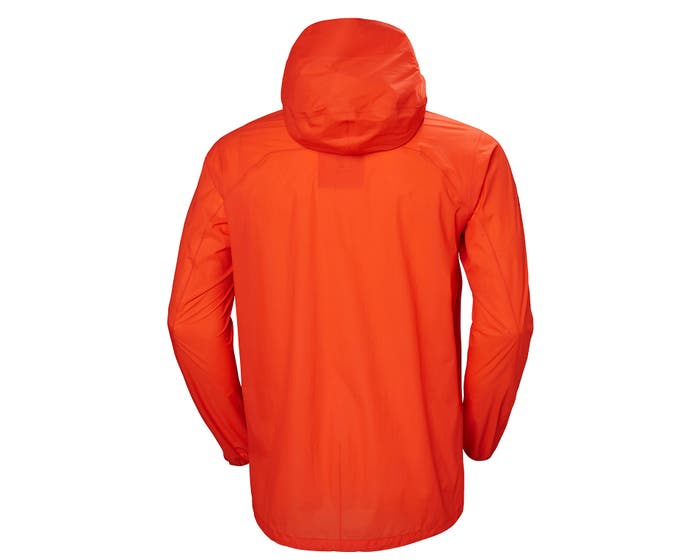 ODIN MINIMALIST 2.0 JACKET - red - back