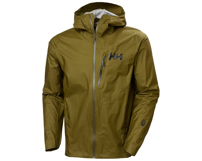 ODIN MINIMALIST 2.0 JACKET - fir green - front