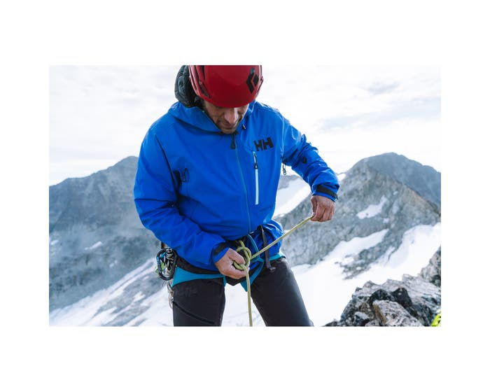 ODIN 9 WORLDS 2.0 JACKET moutaineering