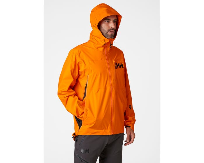 ODIN 3D AIR SHELL JACKET - hood