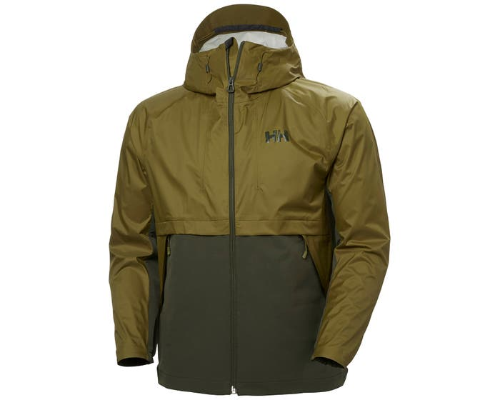 Helly Hansen - LOGR JACKET 2.0 - green