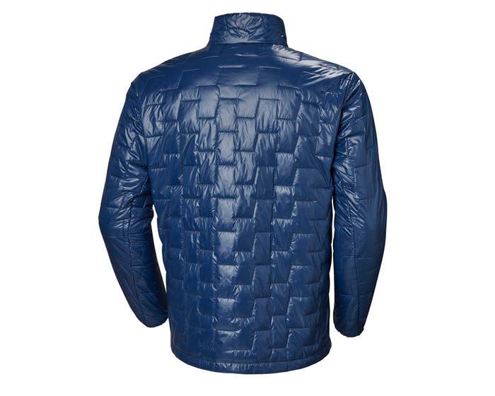helly hansen - LIFALOFT INSULATOR JACKET - navy blue- back