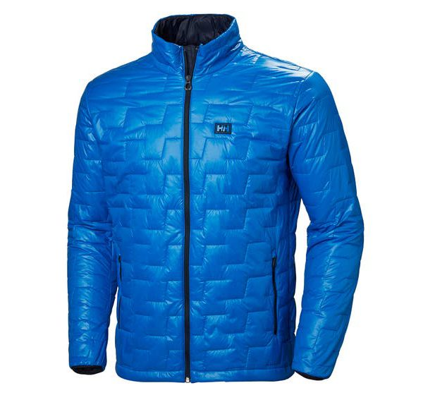 helly hansen - LIFALOFT INSULATOR JACKET - blue- front