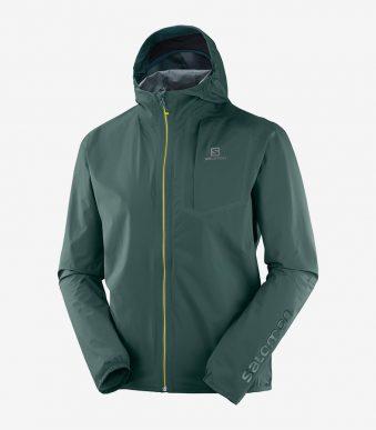 BONATTI PRO WP JKT - green gables color - front