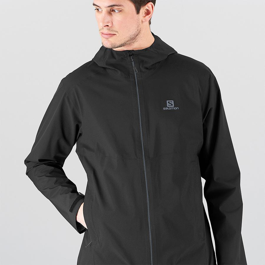 LA COTE FLEX 2.5L JKT - front pockets