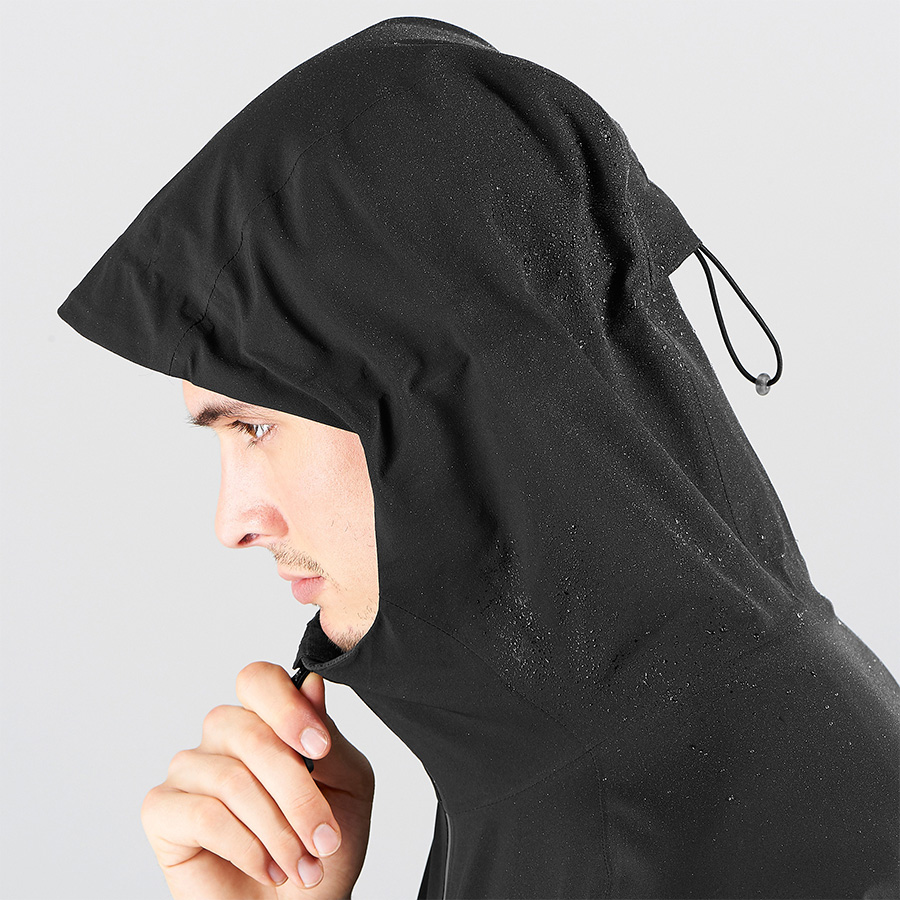 LA COTE FLEX 2.5L JKT - adjustable hood