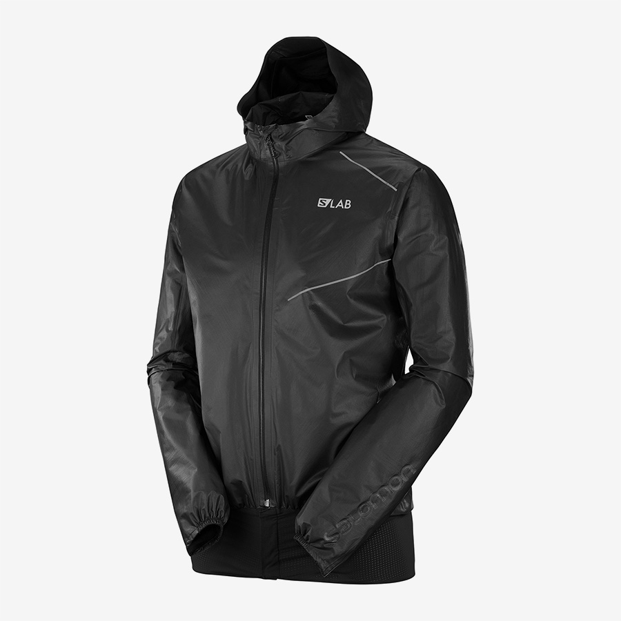 S/LAB MOTIONFIT 360 JKT - black - front