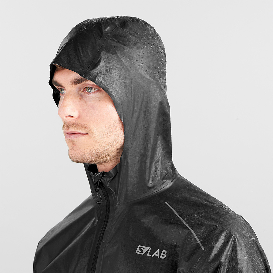 S/LAB MOTIONFIT 360 JKT - black - smart hood