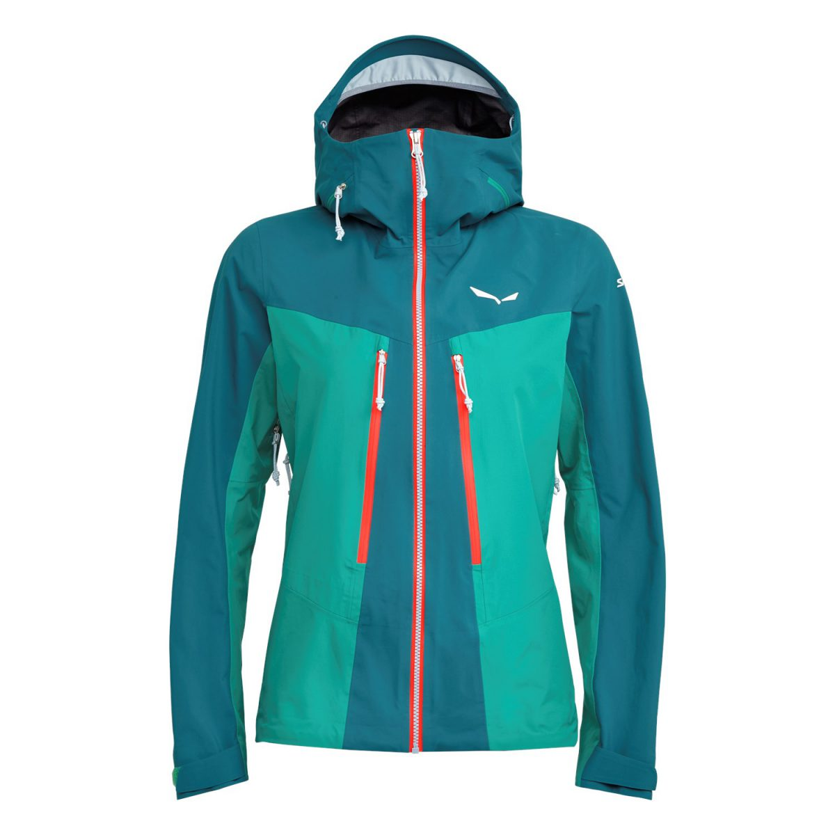ORTLES 3 GORE-TEX PRO waterproof for woman blue for mountaineering