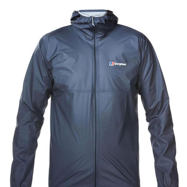 berghaus HYPER 100 JACKET grey color