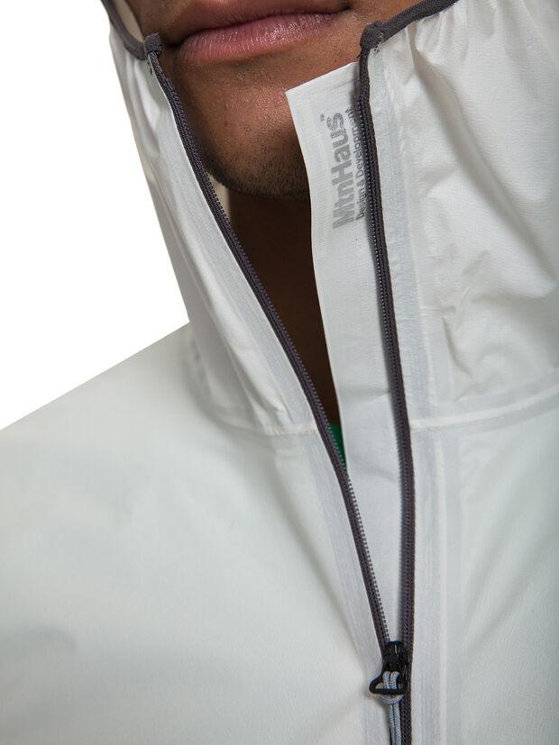 berghaus HYPER 100 JACKET front zipper detail
