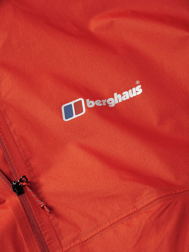 berghaus HYPER 100 JACKET red color