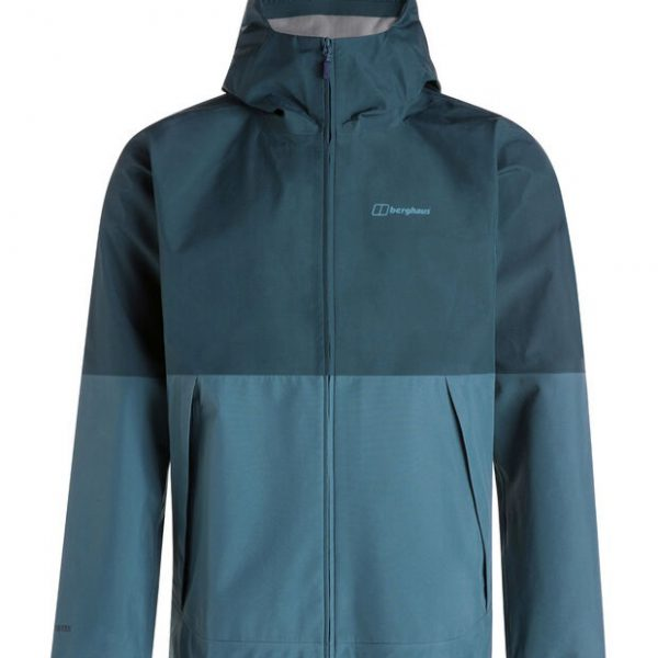 berghaus-ROSVIK-jacket green color