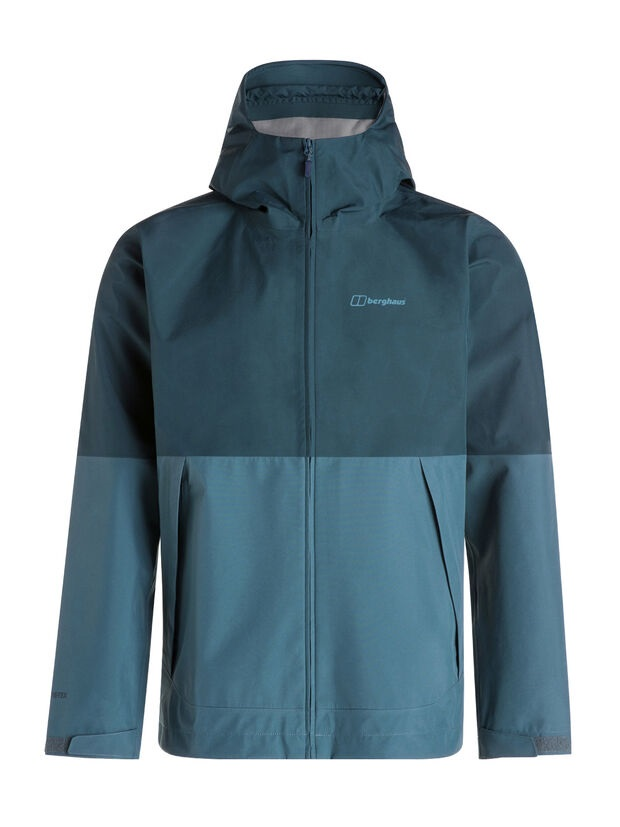 berghaus-ROSVIK-jacket green color
