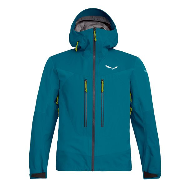 ORTLES 3 GORE-TEX PRO waterproof man jacket blue