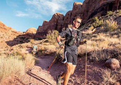 Mike McKnight is a professional ultra-endurance and low carbs athlete runner. These are the top 3 gear by Triple Crown time record holder